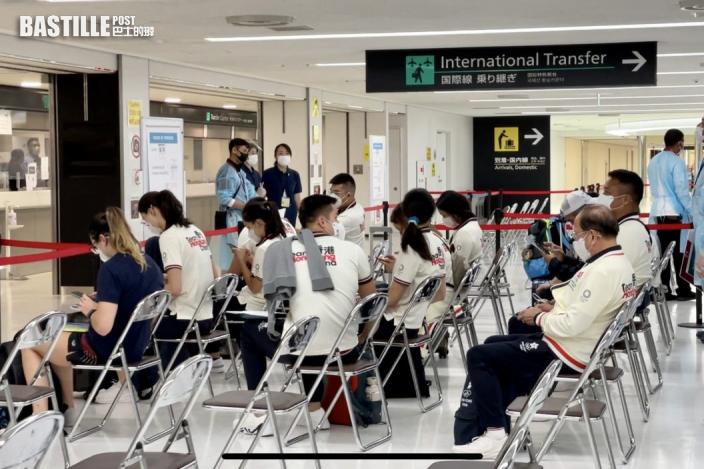 【東京奧運】入境有效率 防疫仍是大問題