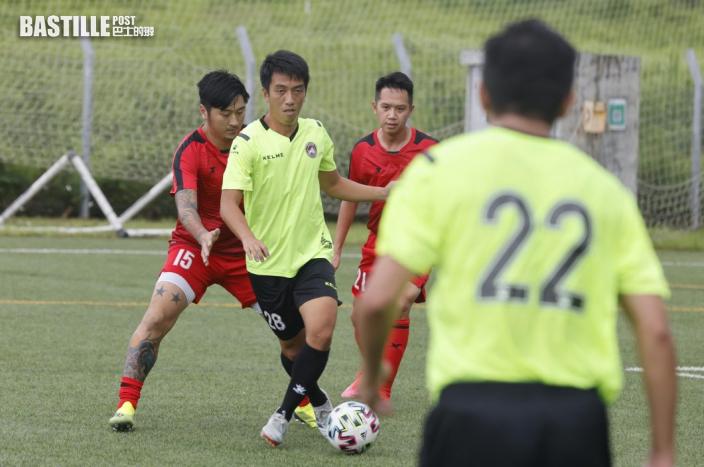 【港超】全民足球挑戰賽結束 陳志康跟進成立球員協會