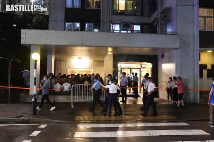 太古城金殿台唐宮閣400居民完成強檢 無發現確診
