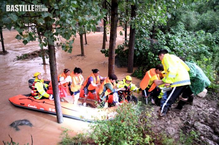 河南特大暴雨持續 習近平批示要迅速組織力量防汛救災