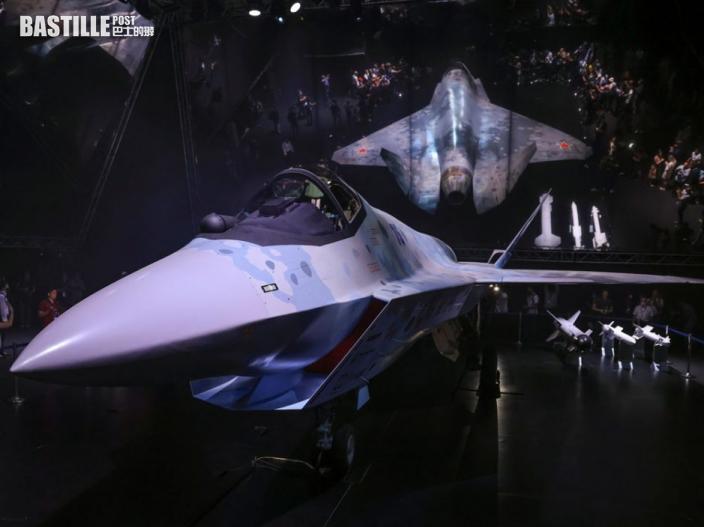 俄第五代戰鬥機亮相莫斯科航展 將與美軍F35競爭