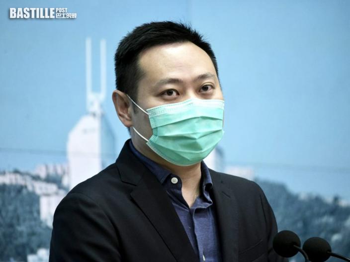 徐英偉:國家隊無訪港安排 政府無意再購入其他大型賽事轉播權