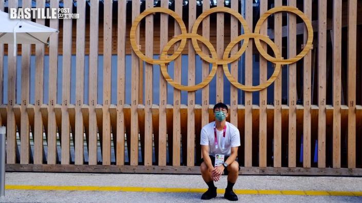 【東京奧運】越洋視像見愛貓  吳業坤造訪選手村Sidekick晒身手