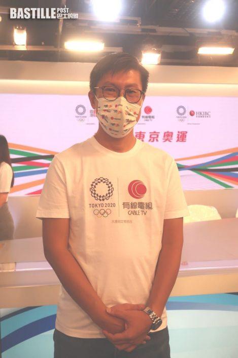 為有線主持東京奧運 陳欣欣讚大會配套已經做得好好