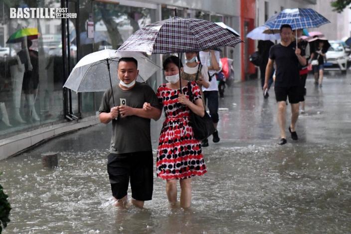 氣象台指河南暴雨前所未見 惟「千年一遇」難考究