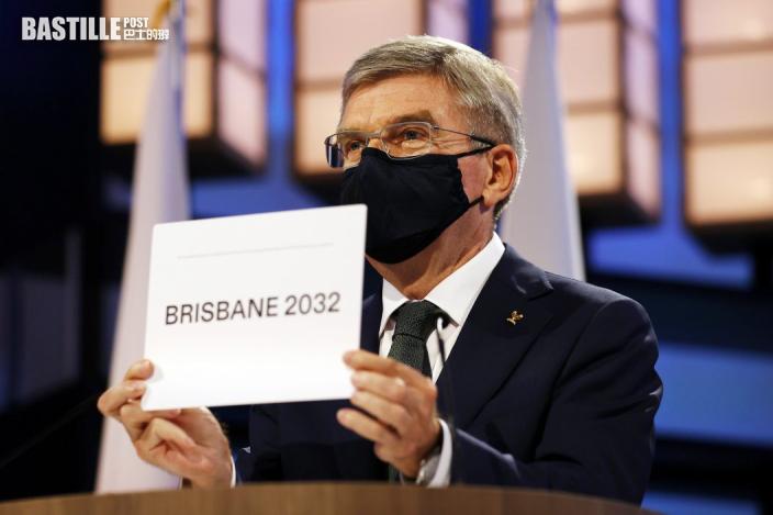 【東京奧運】未有競爭對手 布里斯本獲2032年奧運主辦權