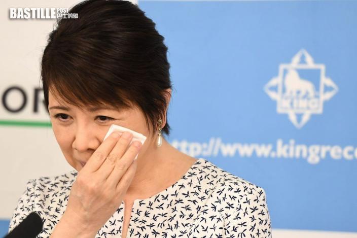 OOR主音taka母親捲桃色糾紛 62歲森昌子疑戀男歌迷惹禍