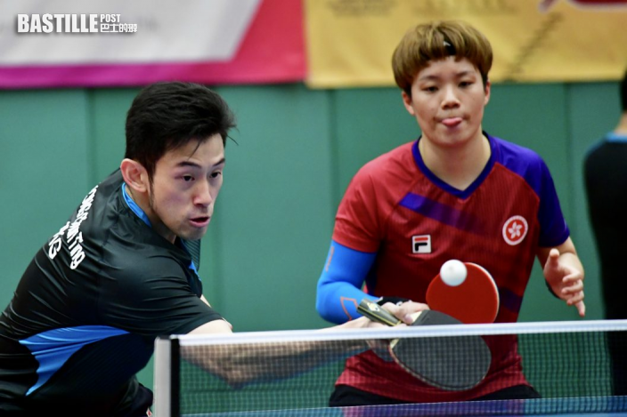 【東京奧運】乒乓球抽籤出爐 混雙黃杜配與許昕劉詩雯同區