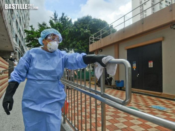 【新聞追擊】疫廈消毒「盲摸摸」 清潔商參差欠監管