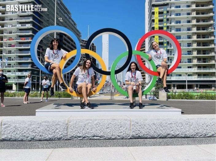 【東京奧運】航班有人確診 土耳其女排七人被隔離