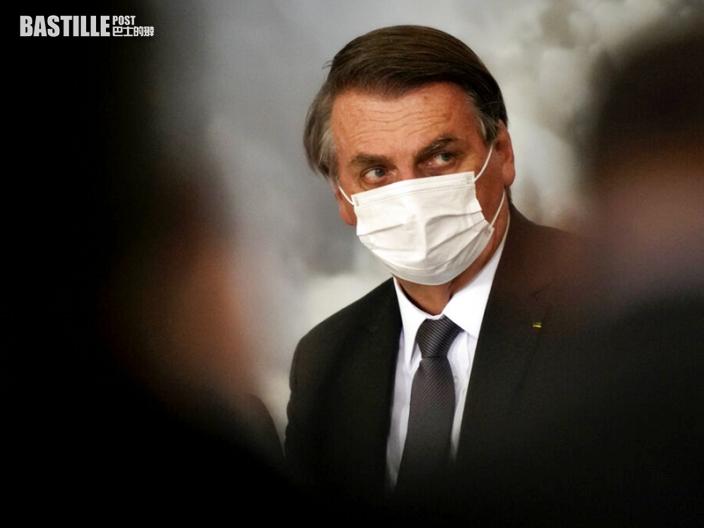被指散布疫情不實資訊 巴西總統YouTube頻道影片遭下架