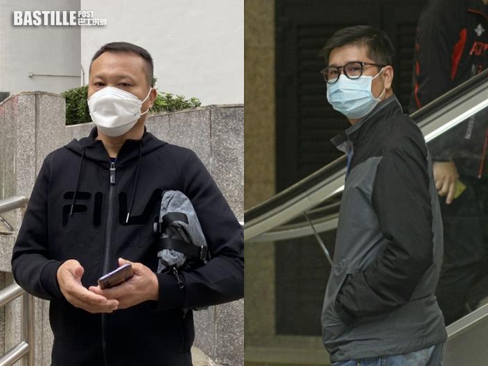 【元朗721】7被告全判囚3年半至7年 鄧懷琛判刑最重