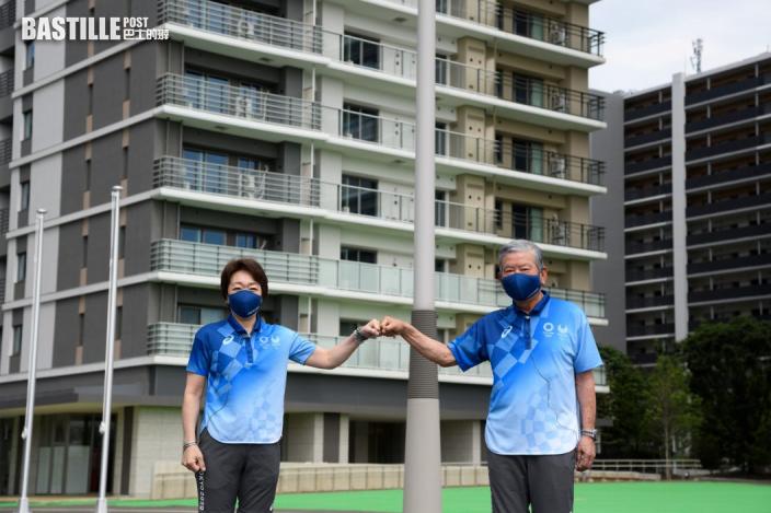 【東京奧運】選手村再有四人確診 包括兩名運動員