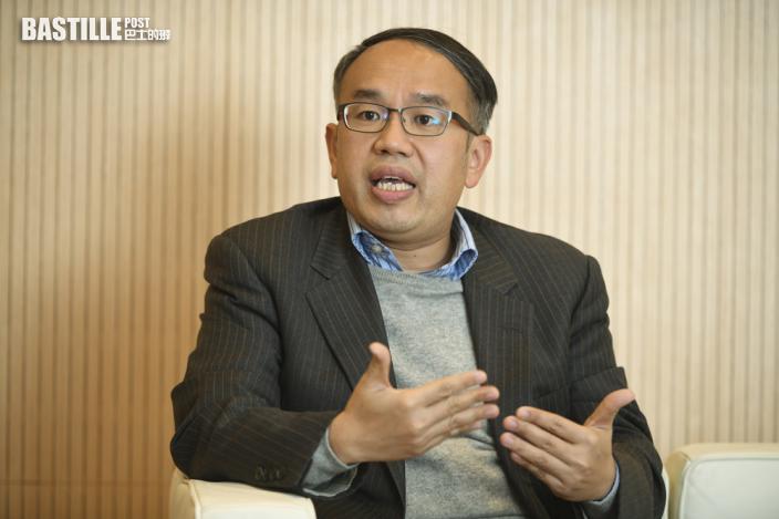 許正宇指香港是國際資金流入內地理想渠道