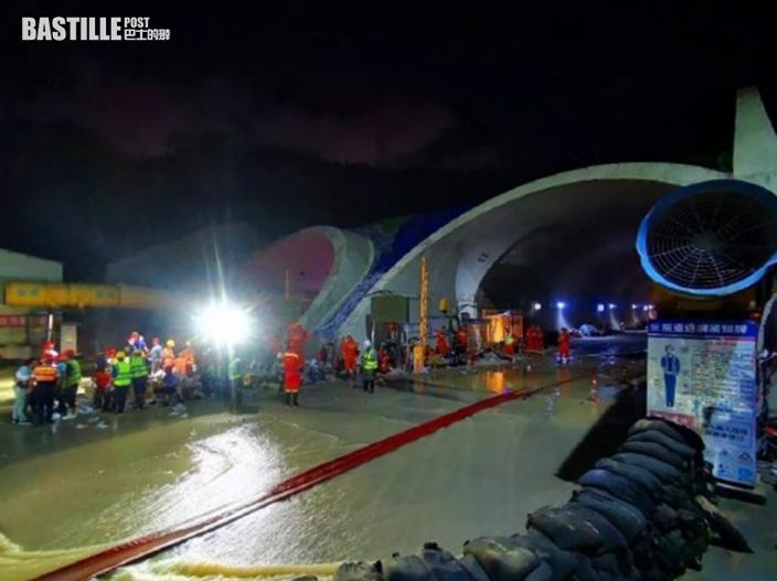 珠海隧道滲水事故最後1名被困工人遺體尋回 14人全部罹難