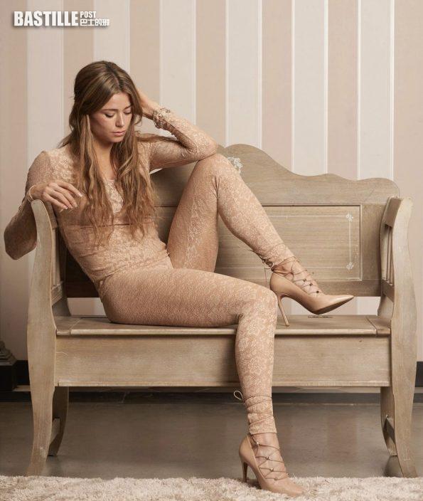 【東奧索女】 意大利「真人芭比」  Camilla Giorgi 內衣照喪吸34萬粉絲
