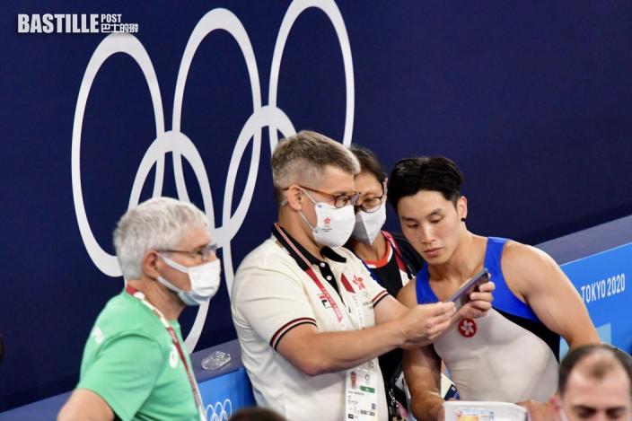 【東京奧運】香港隊最後備戰 體操石偉雄試跳狀態佳