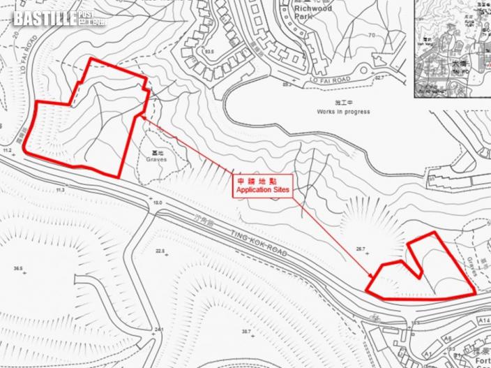 南豐選址大埔露輝路及汀角路 發展土地共享先導計劃料建逾千公屋單位