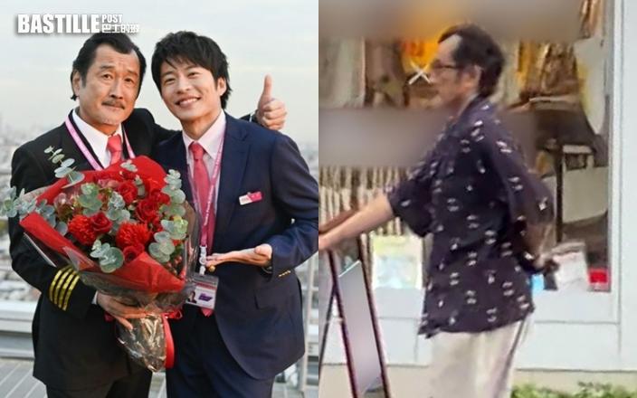 《大叔的愛》拍檔確診新冠肺炎 62歲吉田湊B女唔戴口罩被鬧爆