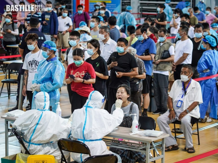 南京機場疫情爆22宗感染 初步鎖定感染源頭