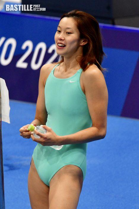 【東京奧運】香港希望何詩蓓 訓練勁力四射