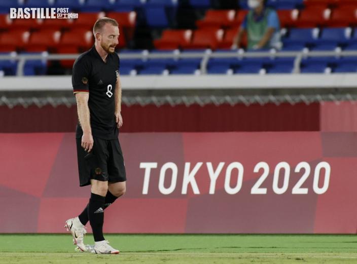 【東京奧運】李察利臣戴帽 巴西首仗「德」三分