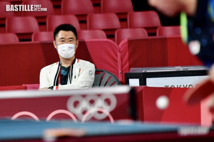 【東京奧運】乒乓賽場大執位 無阻港乒混雙爭牌