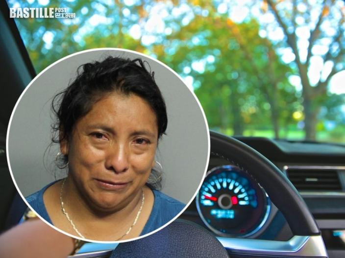 美2歲女童被保母在車上7小時熱死 保母被控誤殺還柙候審