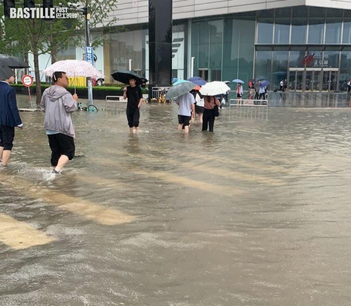 霍英東基金會捐資1000萬元人民幣向河南賑災