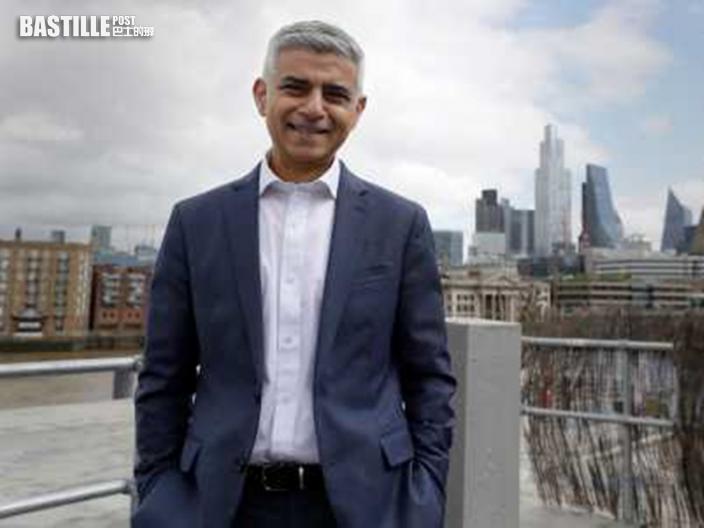 倫敦市長歡迎港人移居 市政府將撥90萬英鎊助搵工覓屋