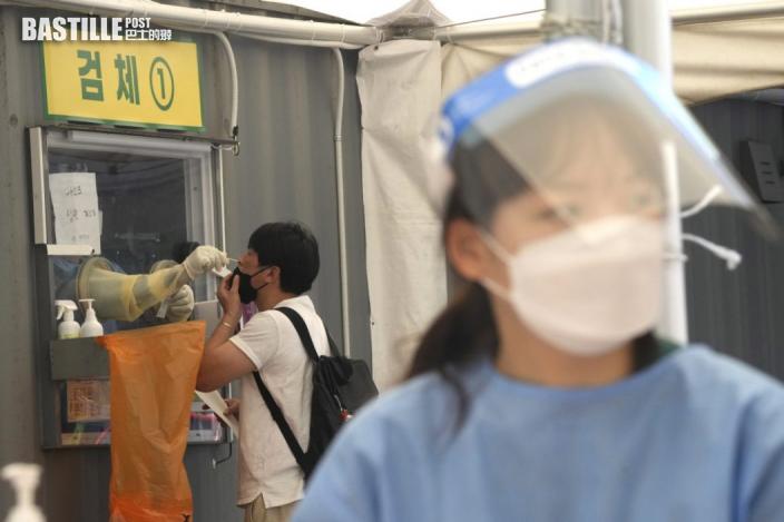增1630宗確診 南韓首都圈四級防疫響應延長兩周