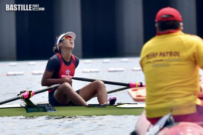 【東京奧運】洪詠甄總結首場賽事 寶貴經驗有助日後發展