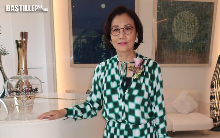 汪明荃睇直播撐奧運:因為今屆香港代表人數較多