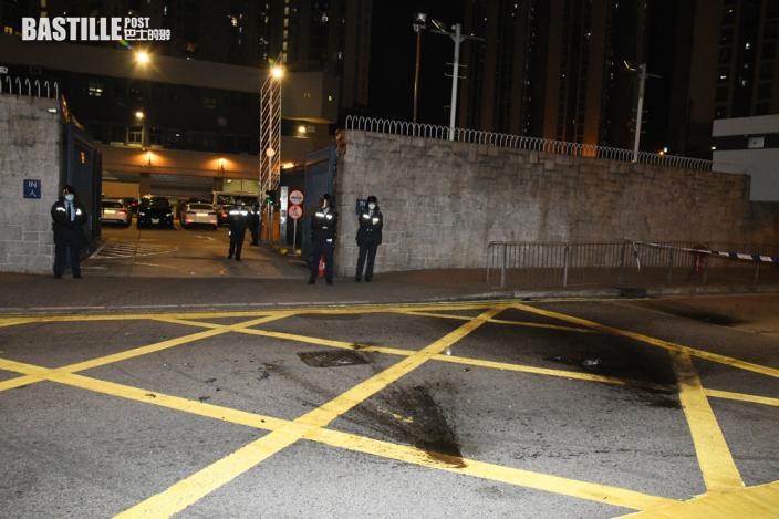 無業漢認葵涌警署外縱火囚32個月 官指慣犯需加阻嚇