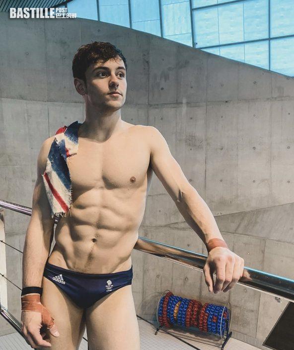【東奧型男】英國跳水王子Tom Daley零死角  宣布出櫃兼生埋仔