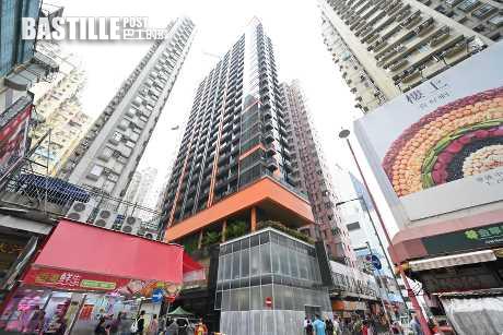 君譽峰連天台及平台戶1250萬售 呎價逾5萬 創項目新高