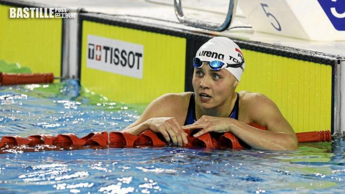 【東京奧運】波蘭泳總計錯數 6泳將敗興回國