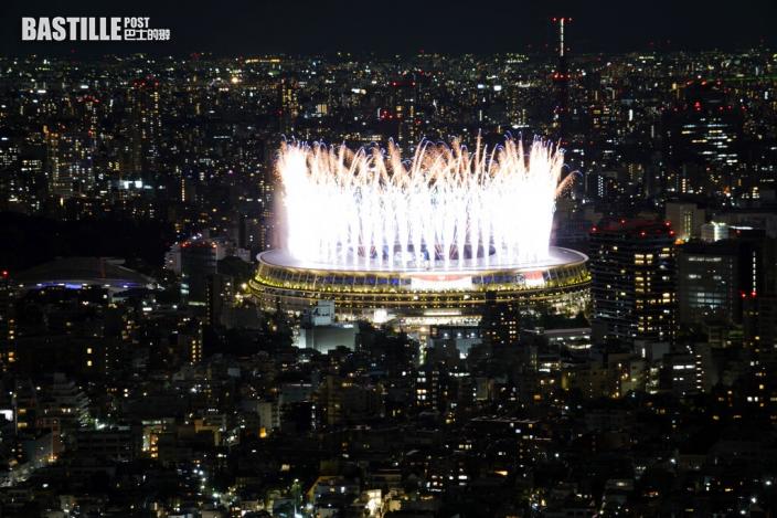 【東京奧運】市民商場興奮觀看直播迎東奧