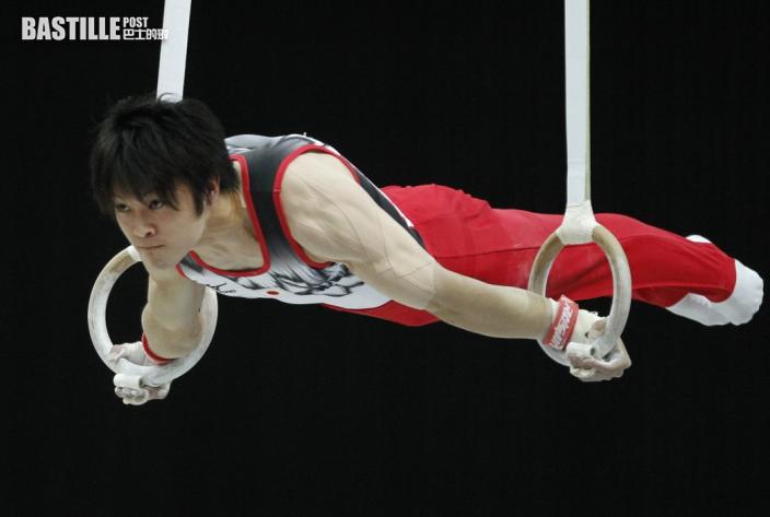 【東京奧運】內川航平再戰雙槓