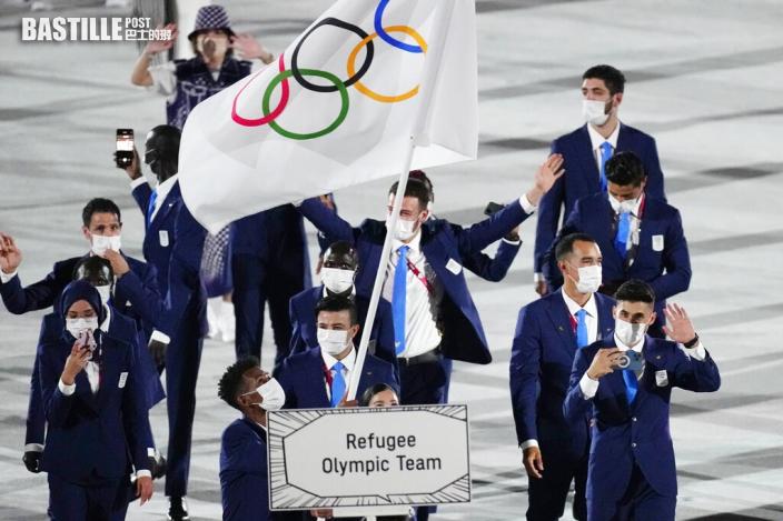 【東京奧運】港隊持旗手排170位 由張家朗謝影雪代表