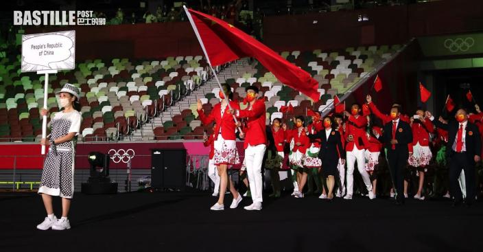 【東京奧運】港隊持旗手排170位 張家朗謝影雪任代表