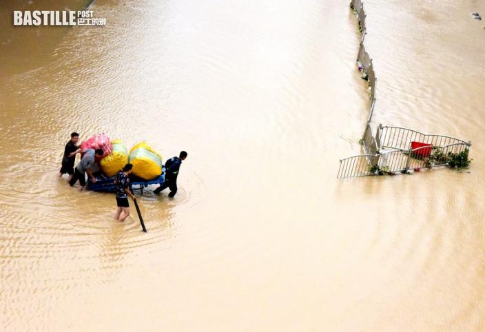 香港再出發大聯盟為河南暴雨籌款賑災