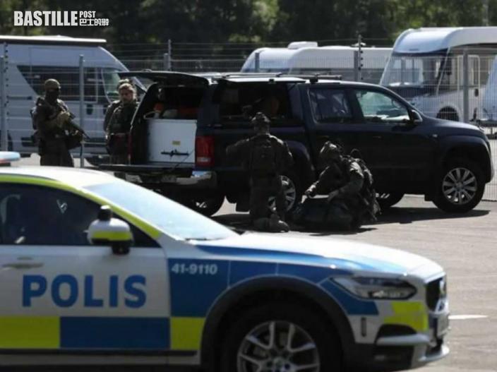 瑞典兩囚犯脅持監獄管理員 竟只要薄餅作交換