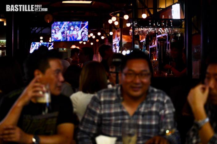 【東京奧運】市民酒吧消遣看直播 遺憾無法赴日觀賽