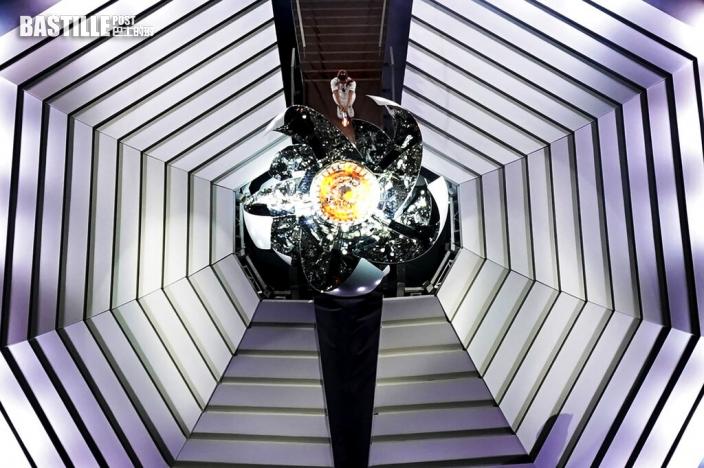 【東京奧運】日皇德仁宣布開始 大坂直美燃點最後一棒火炬