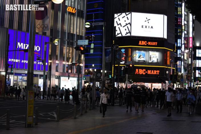 【東京奧運】開幕日新宿街頭欠氣氛 日本人反應兩極
