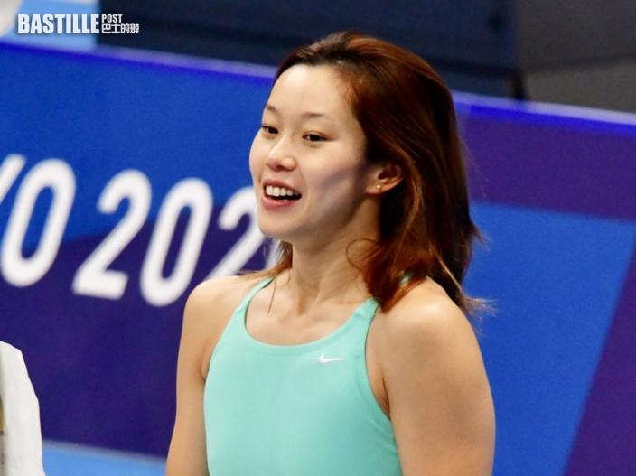 【東京奧運】歐鎧淳今晚亮相 爭破港紀錄