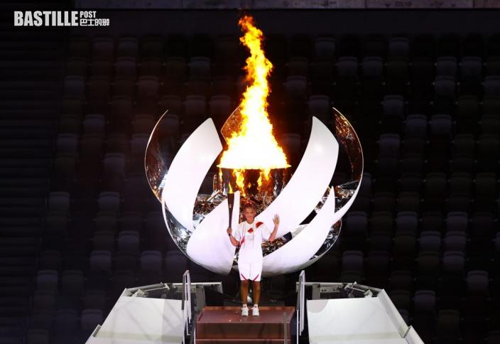 【東京奧運】大坂直美點聖火 稱生涯最大成就
