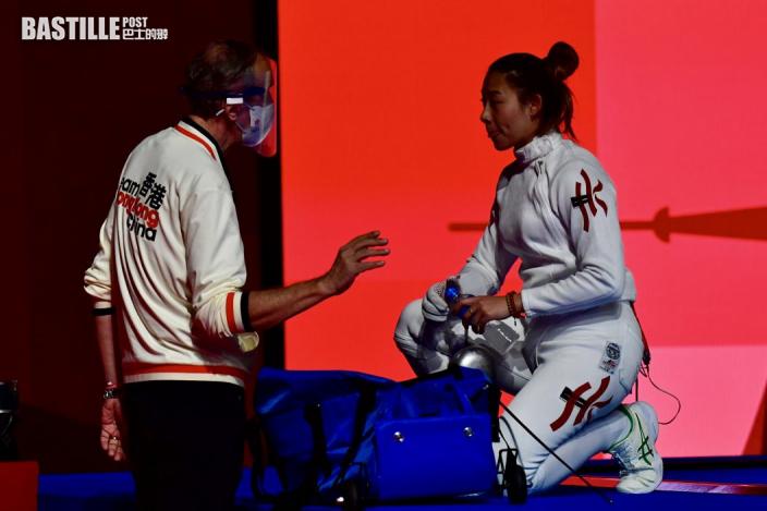 【東京奧運】佘繕妡連翊希總結經驗 放眼下周團體賽