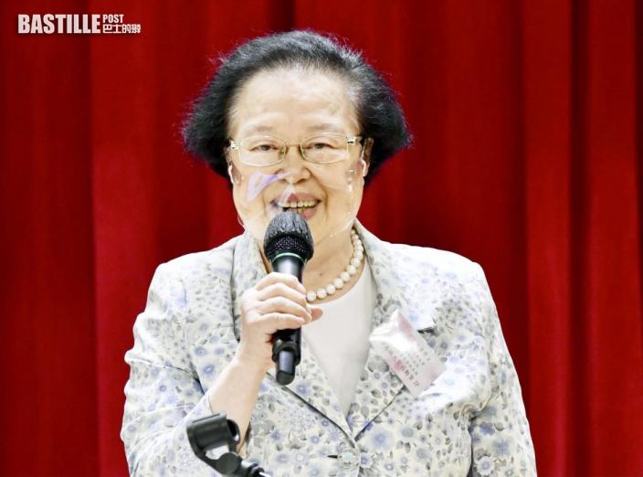 譚惠珠:社會不能放棄青年 冀將他們拉回來